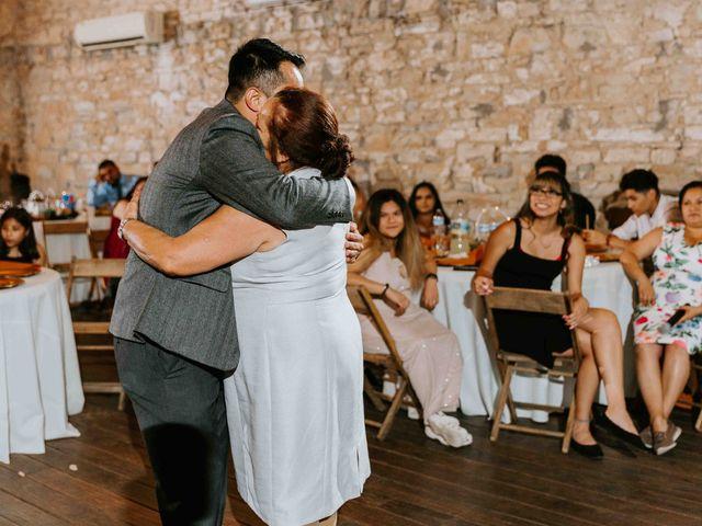 Stephanie and Rene's Wedding in Winfield, Kansas 48