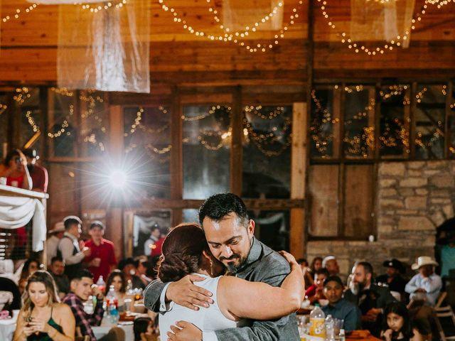 Stephanie and Rene's Wedding in Winfield, Kansas 49