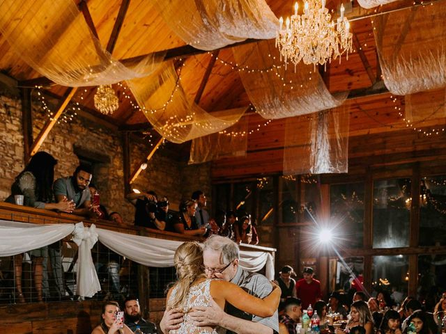 Stephanie and Rene's Wedding in Winfield, Kansas 51