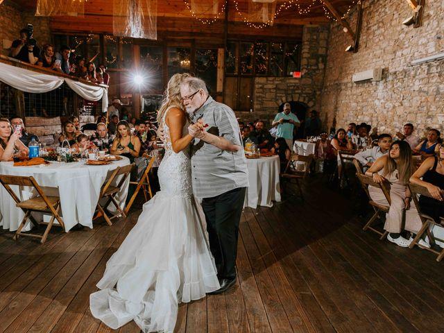 Stephanie and Rene's Wedding in Winfield, Kansas 52