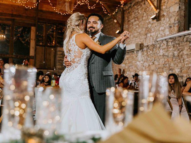 Stephanie and Rene's Wedding in Winfield, Kansas 53