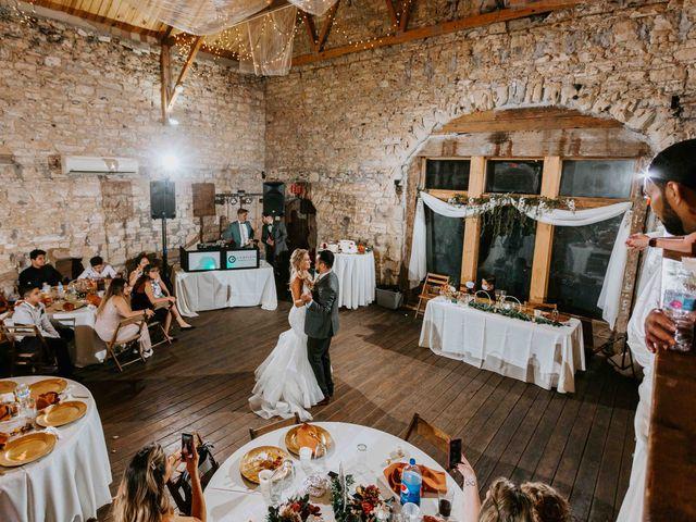 Stephanie and Rene's Wedding in Winfield, Kansas 54