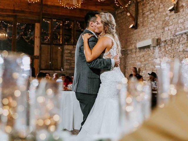 Stephanie and Rene's Wedding in Winfield, Kansas 55
