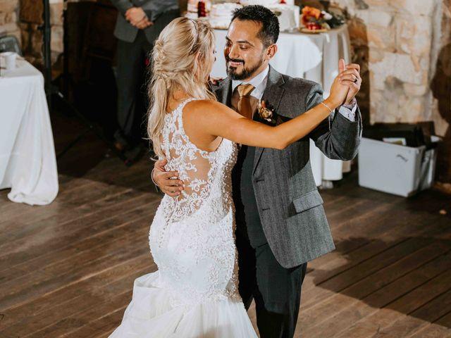 Stephanie and Rene's Wedding in Winfield, Kansas 56
