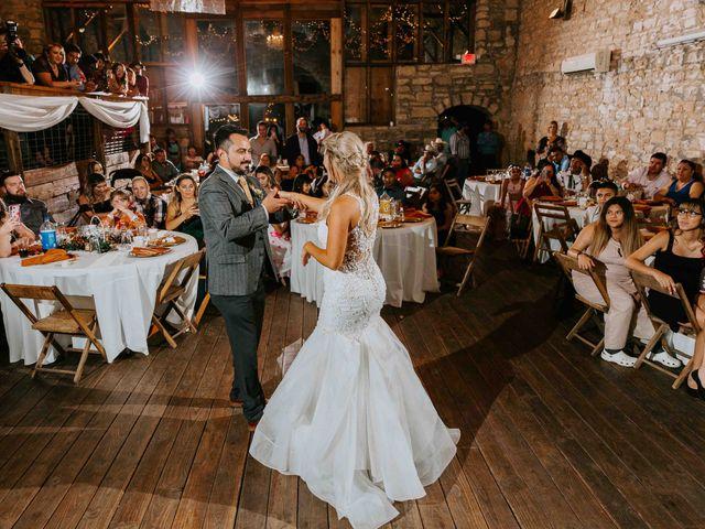 Stephanie and Rene's Wedding in Winfield, Kansas 58