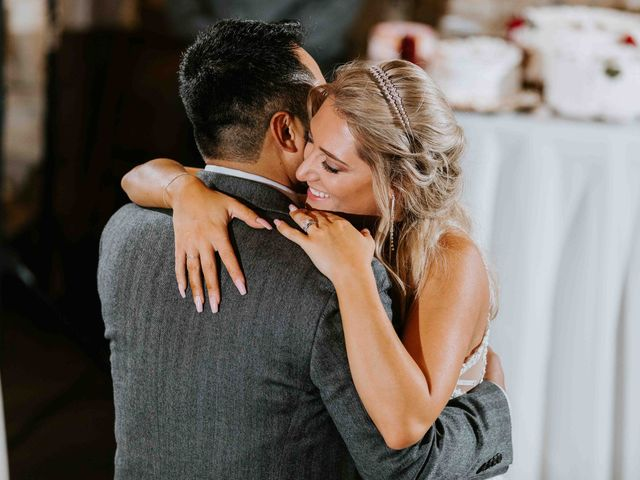 Stephanie and Rene's Wedding in Winfield, Kansas 60