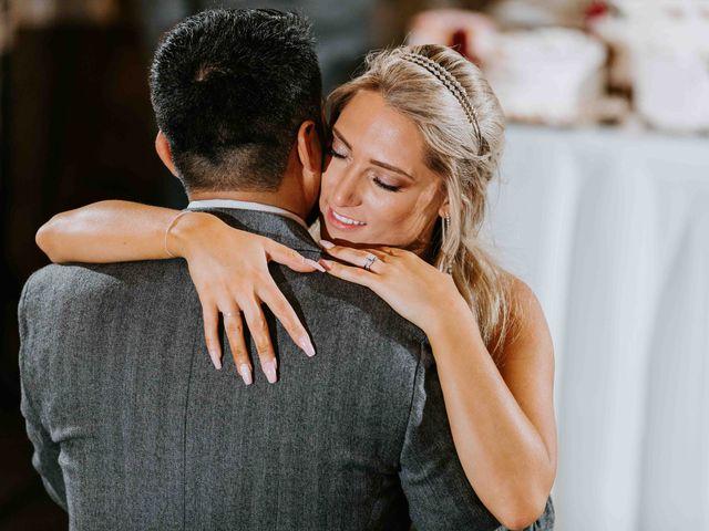 Stephanie and Rene's Wedding in Winfield, Kansas 61