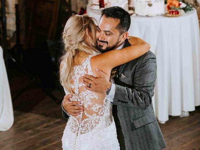 Stephanie and Rene's Wedding in Winfield, Kansas 62
