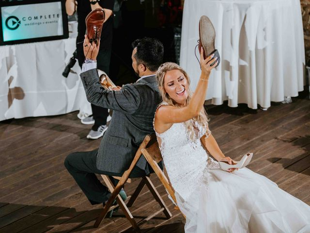 Stephanie and Rene's Wedding in Winfield, Kansas 63