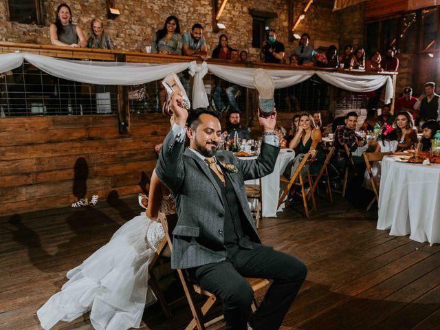 Stephanie and Rene's Wedding in Winfield, Kansas 64