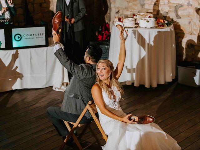 Stephanie and Rene's Wedding in Winfield, Kansas 65