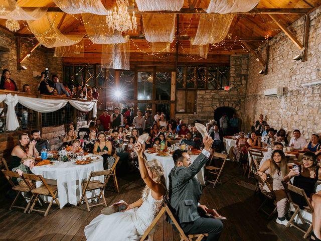 Stephanie and Rene's Wedding in Winfield, Kansas 66