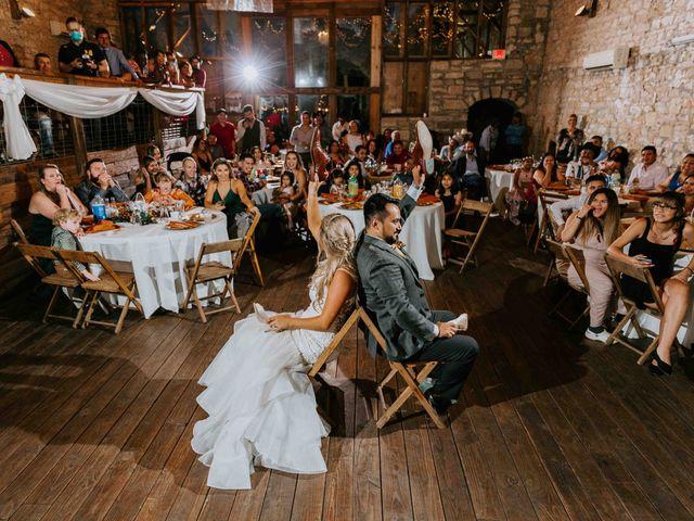 Stephanie and Rene's Wedding in Winfield, Kansas 67