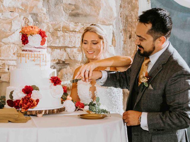 Stephanie and Rene's Wedding in Winfield, Kansas 84