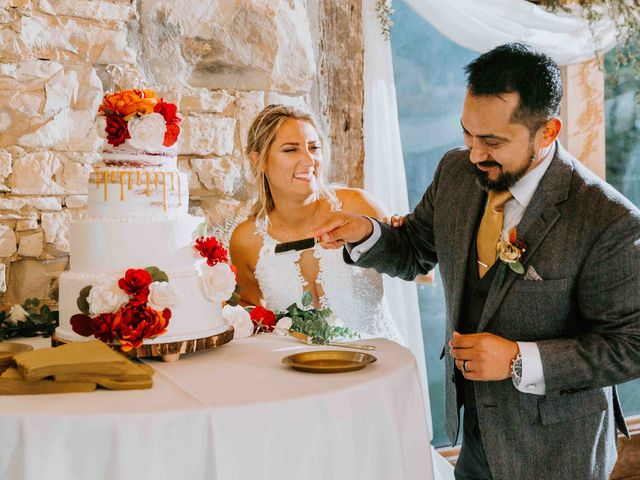 Stephanie and Rene's Wedding in Winfield, Kansas 85