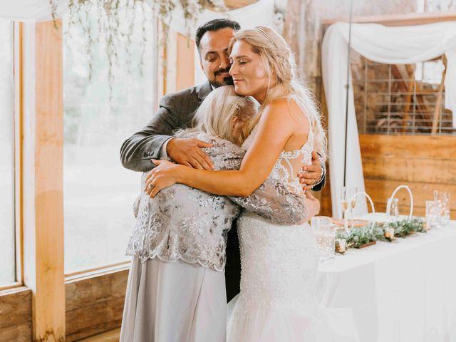 Stephanie and Rene's Wedding in Winfield, Kansas 87