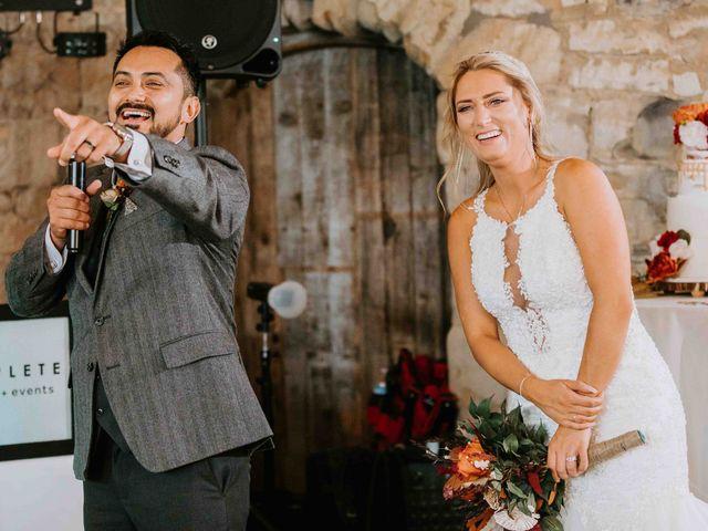 Stephanie and Rene's Wedding in Winfield, Kansas 95