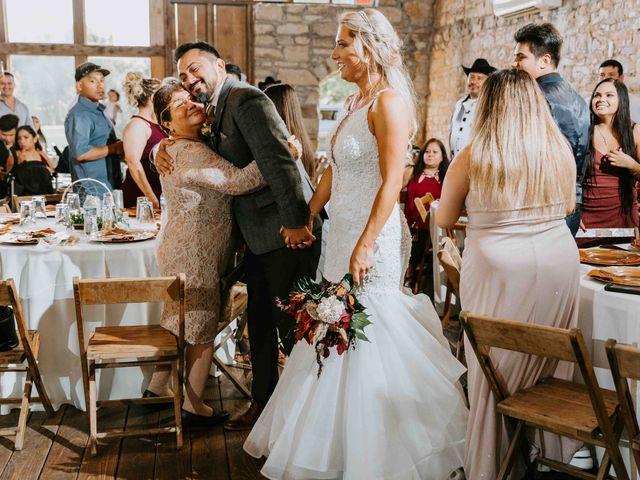 Stephanie and Rene's Wedding in Winfield, Kansas 99
