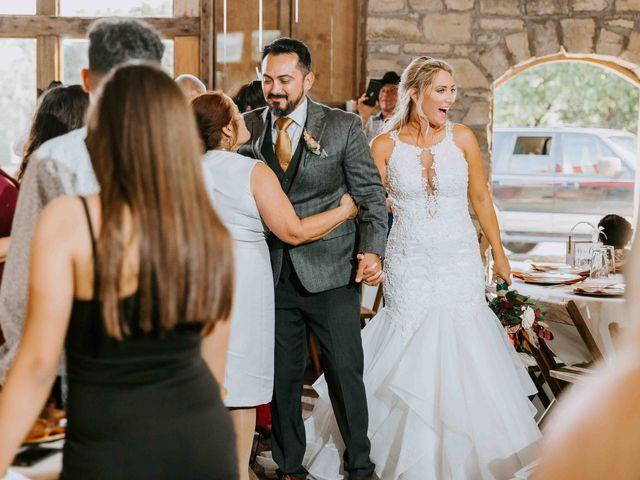 Stephanie and Rene's Wedding in Winfield, Kansas 100
