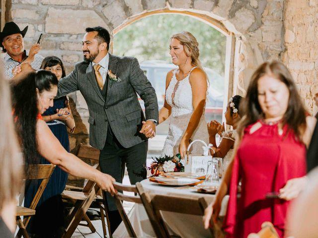 Stephanie and Rene's Wedding in Winfield, Kansas 101