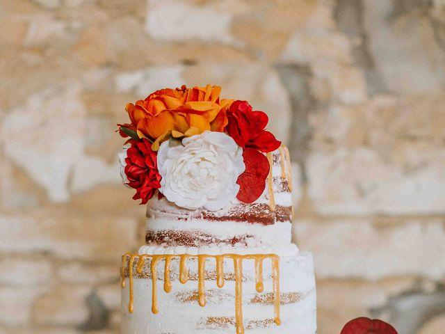Stephanie and Rene's Wedding in Winfield, Kansas 107