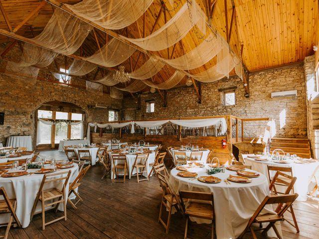 Stephanie and Rene's Wedding in Winfield, Kansas 111