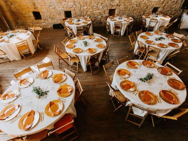 Stephanie and Rene's Wedding in Winfield, Kansas 112