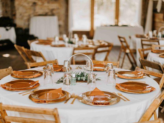 Stephanie and Rene's Wedding in Winfield, Kansas 117