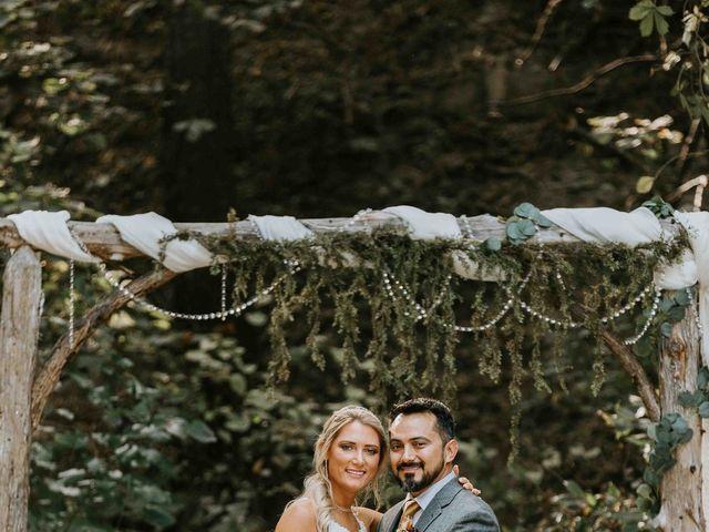 Stephanie and Rene's Wedding in Winfield, Kansas 120