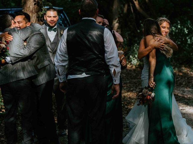 Stephanie and Rene's Wedding in Winfield, Kansas 127
