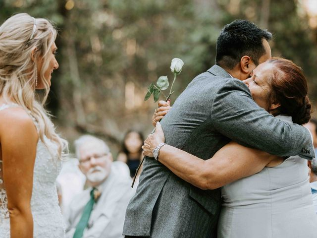 Stephanie and Rene's Wedding in Winfield, Kansas 132