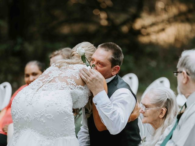 Stephanie and Rene's Wedding in Winfield, Kansas 133