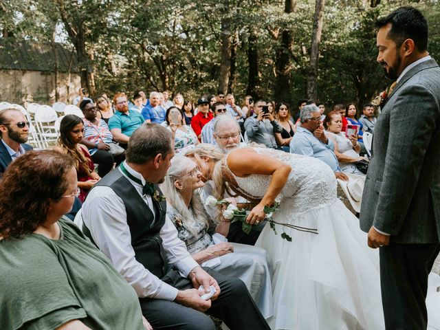Stephanie and Rene's Wedding in Winfield, Kansas 135