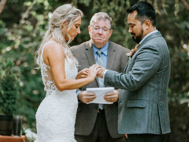 Stephanie and Rene's Wedding in Winfield, Kansas 137