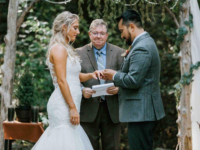 Stephanie and Rene's Wedding in Winfield, Kansas 138