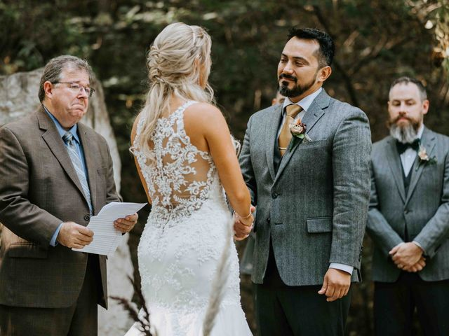 Stephanie and Rene's Wedding in Winfield, Kansas 141