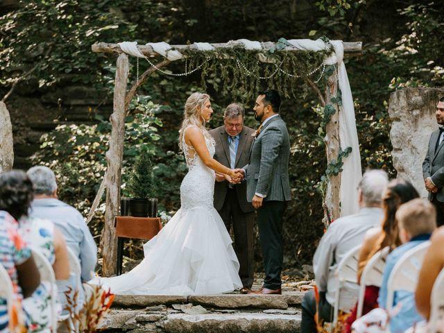Stephanie and Rene's Wedding in Winfield, Kansas 144