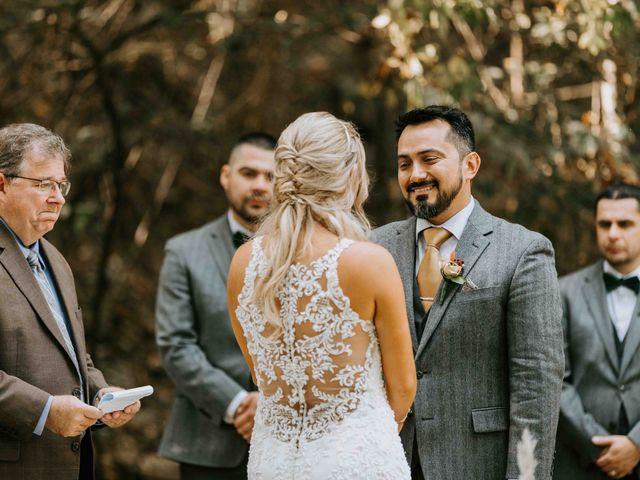 Stephanie and Rene's Wedding in Winfield, Kansas 145
