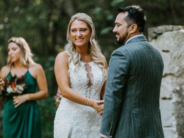 Stephanie and Rene's Wedding in Winfield, Kansas 148