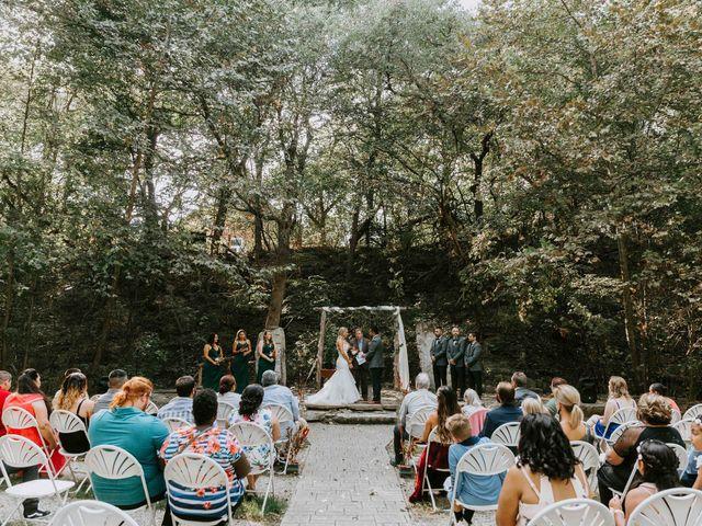 Stephanie and Rene's Wedding in Winfield, Kansas 149