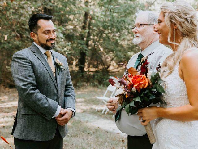 Stephanie and Rene's Wedding in Winfield, Kansas 153