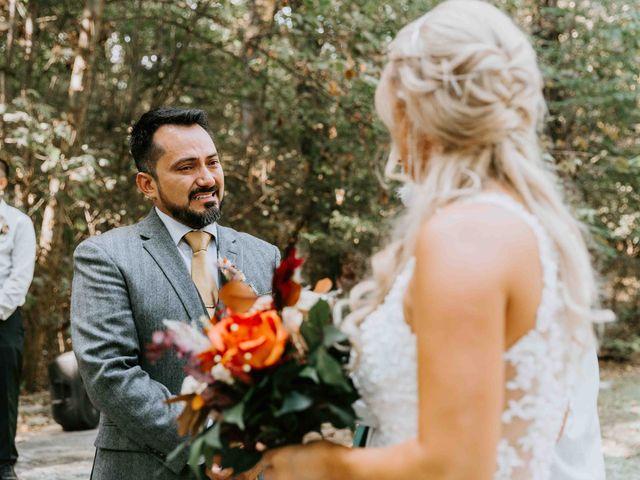 Stephanie and Rene's Wedding in Winfield, Kansas 154