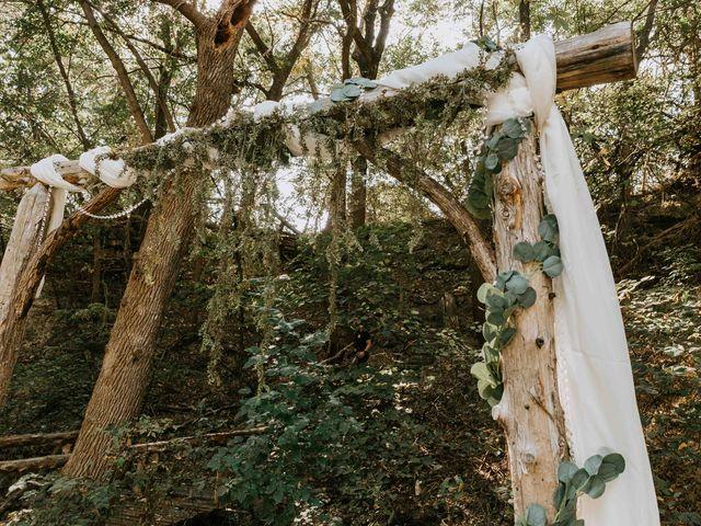 Stephanie and Rene's Wedding in Winfield, Kansas 165