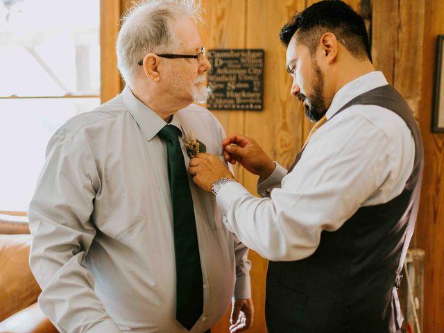 Stephanie and Rene's Wedding in Winfield, Kansas 176