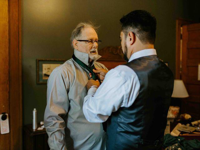 Stephanie and Rene's Wedding in Winfield, Kansas 180