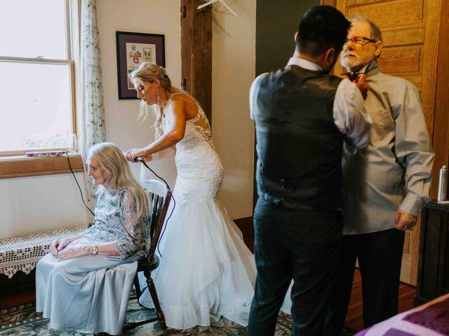 Stephanie and Rene's Wedding in Winfield, Kansas 181