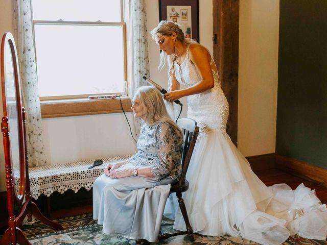 Stephanie and Rene's Wedding in Winfield, Kansas 183