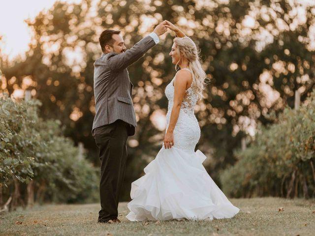 Stephanie and Rene's Wedding in Winfield, Kansas 190