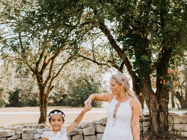 Stephanie and Rene's Wedding in Winfield, Kansas 195