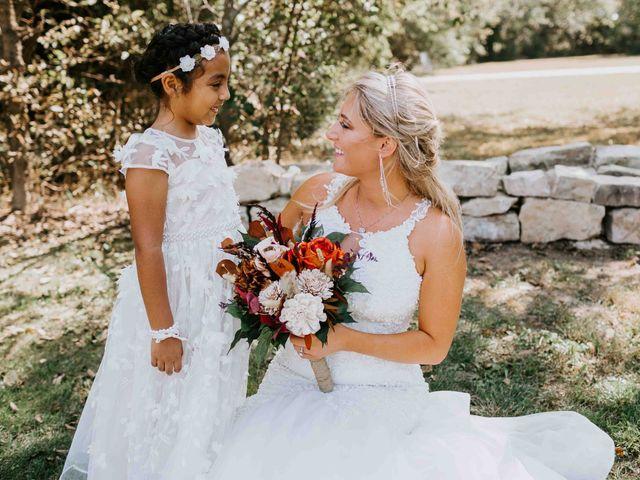 Stephanie and Rene's Wedding in Winfield, Kansas 200